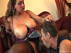 Clips of boobs, huge, latin categories