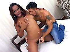 Clips of cock, ebony, shemale categories