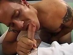 Orgy with shemale nurse from shemalehotties.com